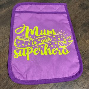 Mum is our Superhero